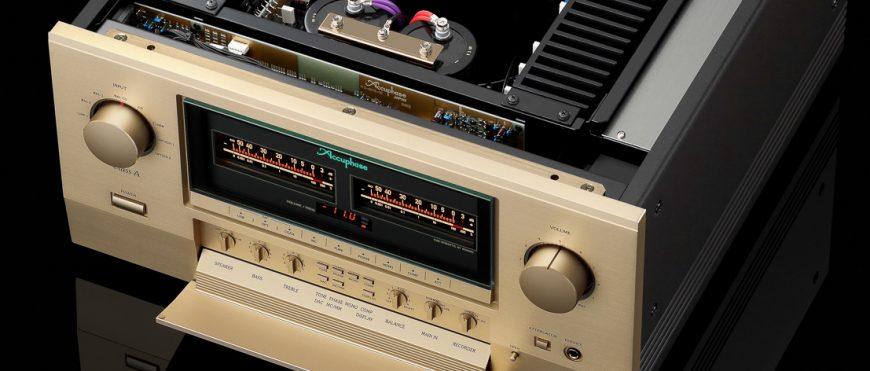 Accuphase E-800 voor de kerst in huis!